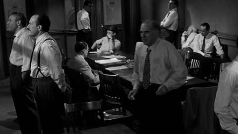 "American Masters -- Lumet's Motivation for Making ""12 Angry Men"""