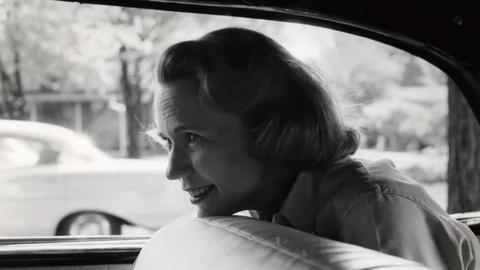 Aline Louchheim and Eero Saarinen