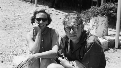 Eero Saarinen and Aline Louchheim's Shared Ambition