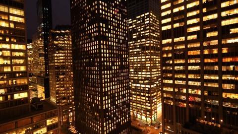 American Masters -- Eero Saarinen's Design of the CBS Building in New York City
