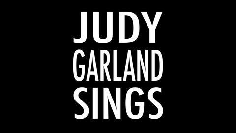 American Masters -- Judy Garland Sings