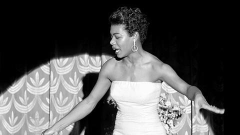 See Maya Angelou's early performances in the Bay Area