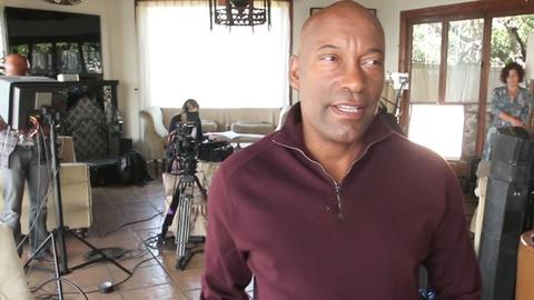 American Masters -- Go behind the scenes with John Singleton