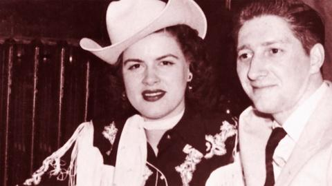 American Masters -- Hear how Patsy Cline met her husband, Charlie Dick.