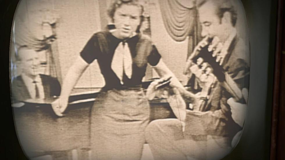"""Listen to how Patsy Cline """"fibbed"""" to perform on CBS image"""