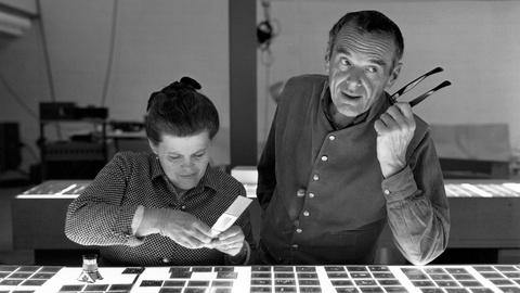American Masters -- S25: Peabody win for 'Eames: The Architect & the Painter'