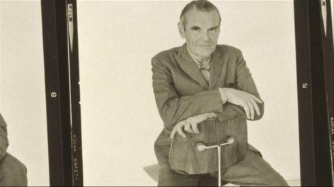 American Masters -- Eames Outtakes: Charles' Uniform