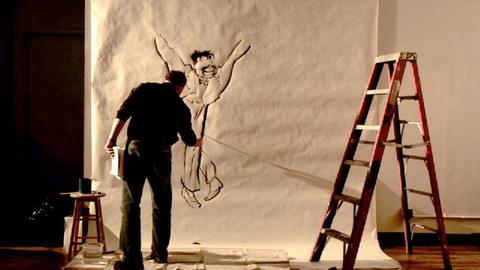 American Masters -- S26 Ep3: Steve Brodner sketches Cab Calloway Part 1