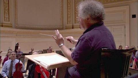 James Levine Conducts Beethoven's Symphony No. 5