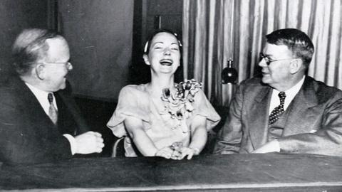 Margaret Mitchell's Pulitzer Prize Night