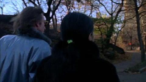 American Masters -- John and Yoko Walk in Central Park