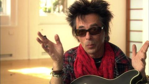 American Masters -- S23: LENNONYC Outtakes: Earl Slick