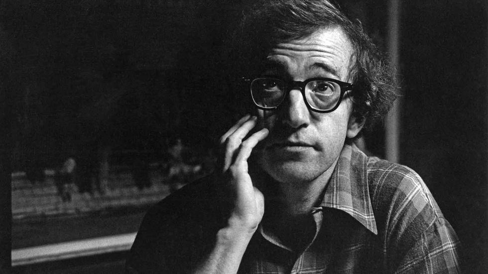 Woody Allen: A Documentary image