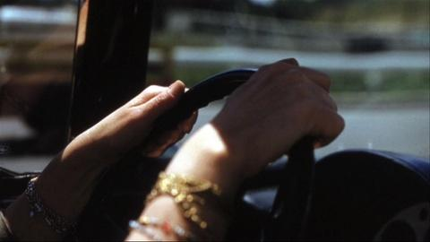 American Masters -- Eames Outtakes: Ray Driving