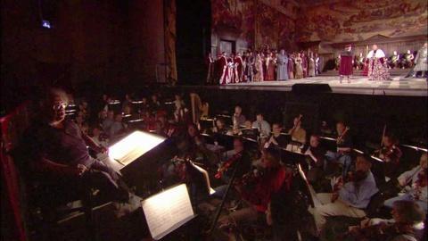 James Levine Conducts Simon Boccanegra