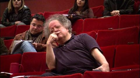 Layla Claire Rehearses with James Levine