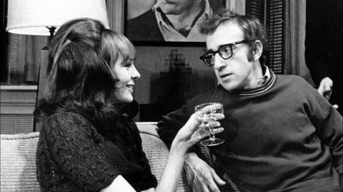 American Masters -- When Woody Met Diane