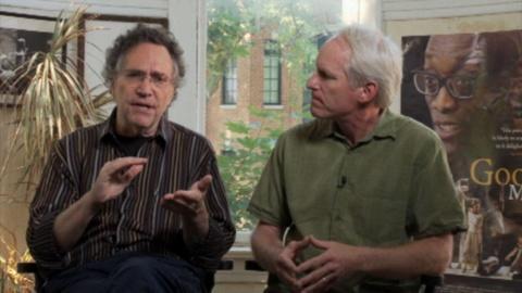 Bill T. Jones: Interview with the Filmmakers