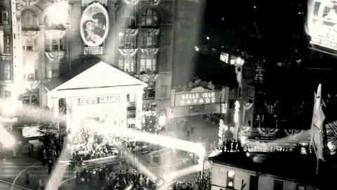 The Grand Premiere