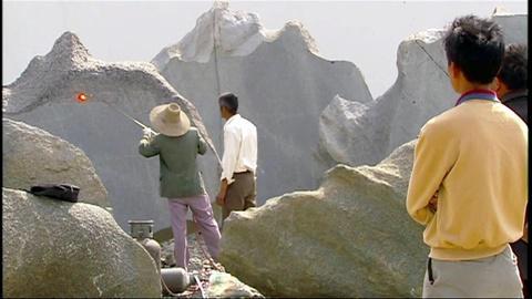 I.M. Pei Creating The Suzhou Museum Garden