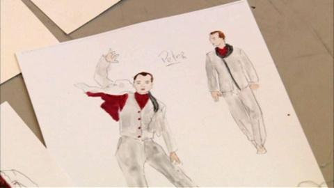 Creating the Costumes