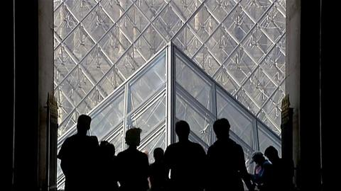 American Masters -- I.M. Pei Discusses The Louvre Pyramid