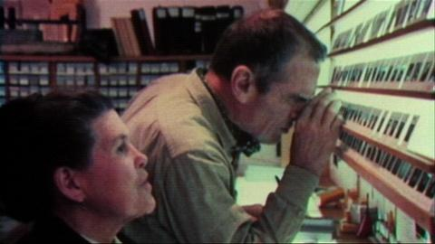 American Masters -- Eames Outtakes: Having Fun