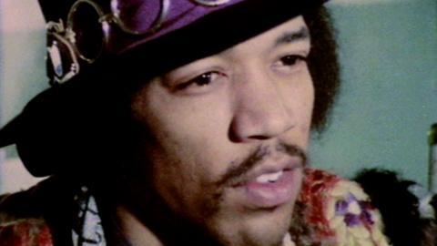 American Masters -- Teaser for Jimi Hendrix: Hear My Train A Comin'