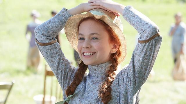 Anne of Green Gables (2017) - Thursday, Nov. 23 at 7 p.m. (Part one of the AOGG trilogy that first aired in 2016 airs Thursday at 9 p.m.)