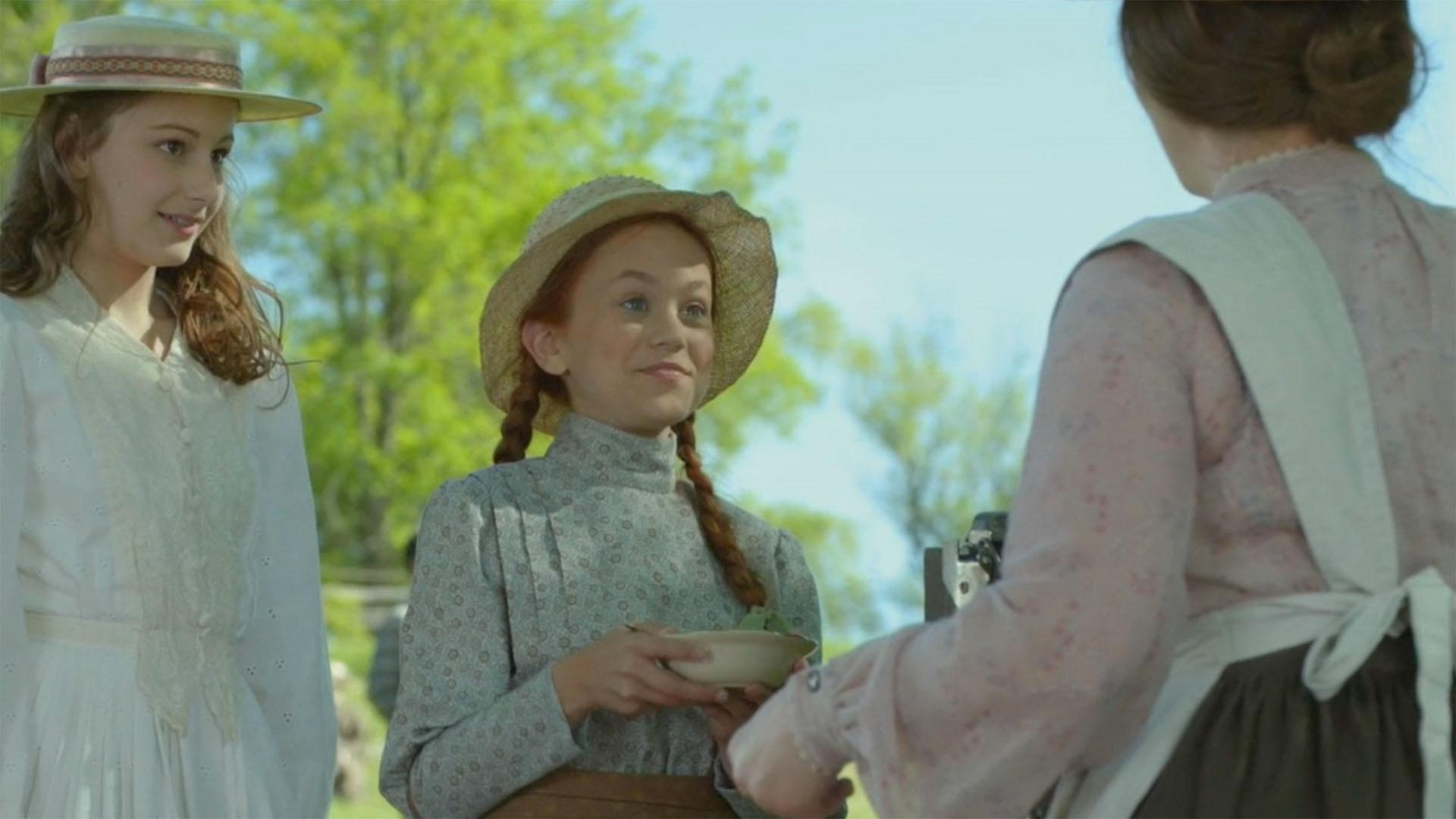Is It Not Scrumptious Anne Of Green Gables Video