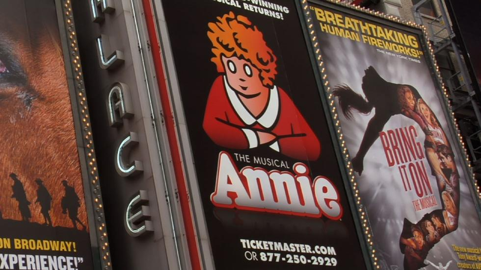 ANNIE: It's the Hard-Knock Life Preview image
