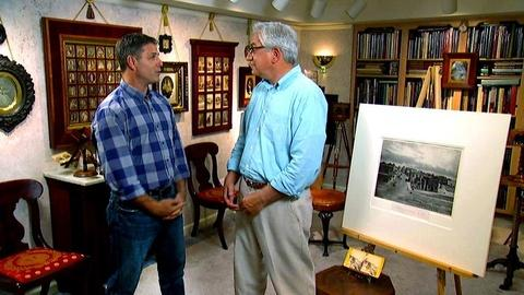 Antiques Roadshow -- Bonus Footage: Civil War Stereoviews