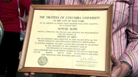 Antiques Roadshow -- S15 Ep19: Appraisal: Columbia University Diploma with Dwight