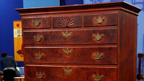 Antiques Roadshow -- S16 Ep5: Appraisal: New England Chippendale Chest-on-Chest,