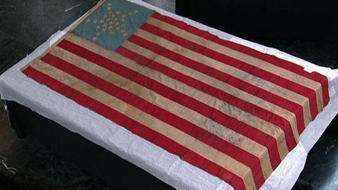Antiques Roadshow -- S13 Ep4: Bonus Footage: More on Antique Flags