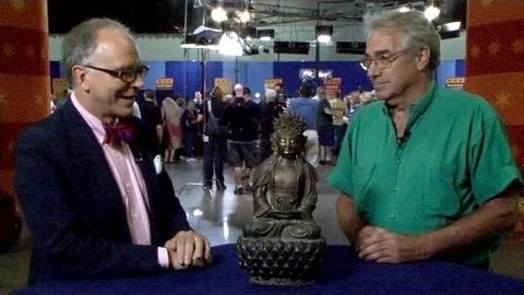 Antiques Roadshow -- S15 Ep8: Web Appraisal: 17th-Century Chinese Buddhist Figure