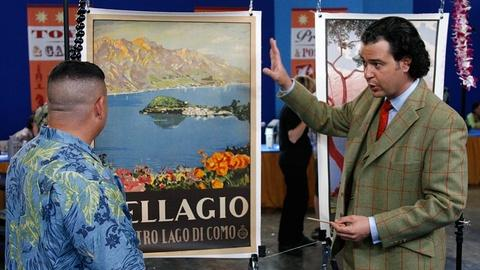 Antiques Roadshow -- S11 Ep1: Appraisal: 20th-Century Italian Travel Posters