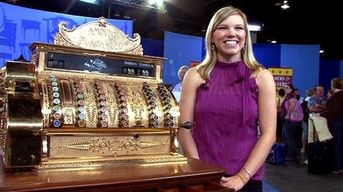 Antiques Roadshow -- S14 Ep10: National Cash Register: Owner Interview
