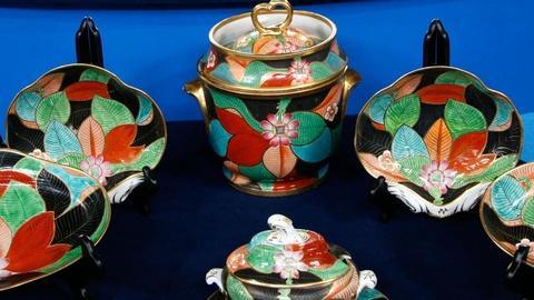 Antiques Roadshow -- S15 Ep20: Appraisal: Coalport Dessert Set, ca. 1810