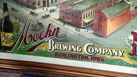 Antiques Roadshow -- S15 Ep20: Appraisal: Moehn Breweriana Poster, ca. 1915