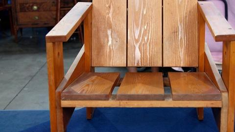 Antiques Roadshow -- S15 Ep16: Appraisal: Gerrit Rietvald Crate Chairs, ca. 1960