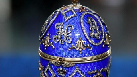 Antiques Roadshow -- S16 Ep13: Appraisal: 20th-Century Fake Faberge Enamel Egg