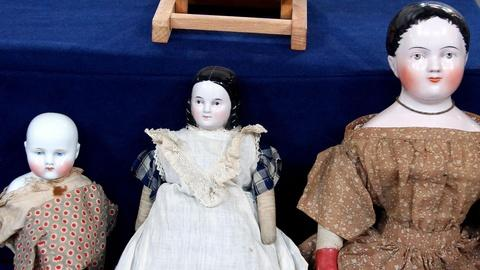 Antiques Roadshow -- S15 Ep3: Appraisal: Three German China Dolls, ca. 1855