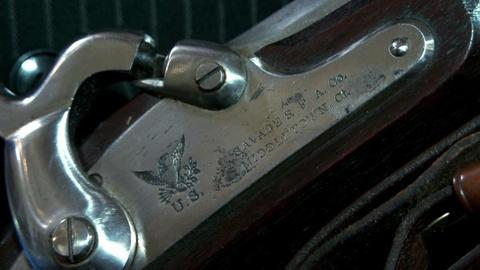Antiques Roadshow -- S16 Ep16: Appraisal: 1863 Savage Rifle & Catalogue