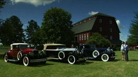 Antiques Roadshow -- S13 Ep13: Field Trip: Gilmore Car Museum