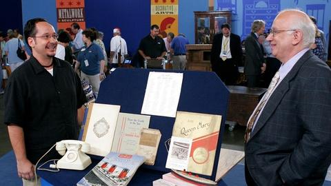 Antiques Roadshow -- Coming Up Monday, March 5th, at 9/8C,