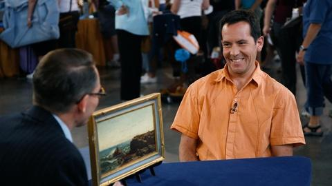 Antiques Roadshow -- S12 Ep18: Louis Comfort Tiffany Oil Painting