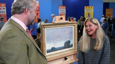 Antiques Roadshow -- S10 Ep7: Appraisal: Maynard Dixon Painting