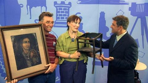 Antiques Roadshow -- Your Day at Roadshow