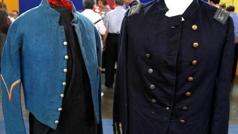 Antiques Roadshow -- S16 Ep7: Appraisal: Mexican War & Civil War Uniforms